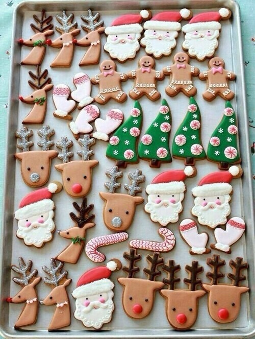 baking, candy cane, christmas, cookies, december
