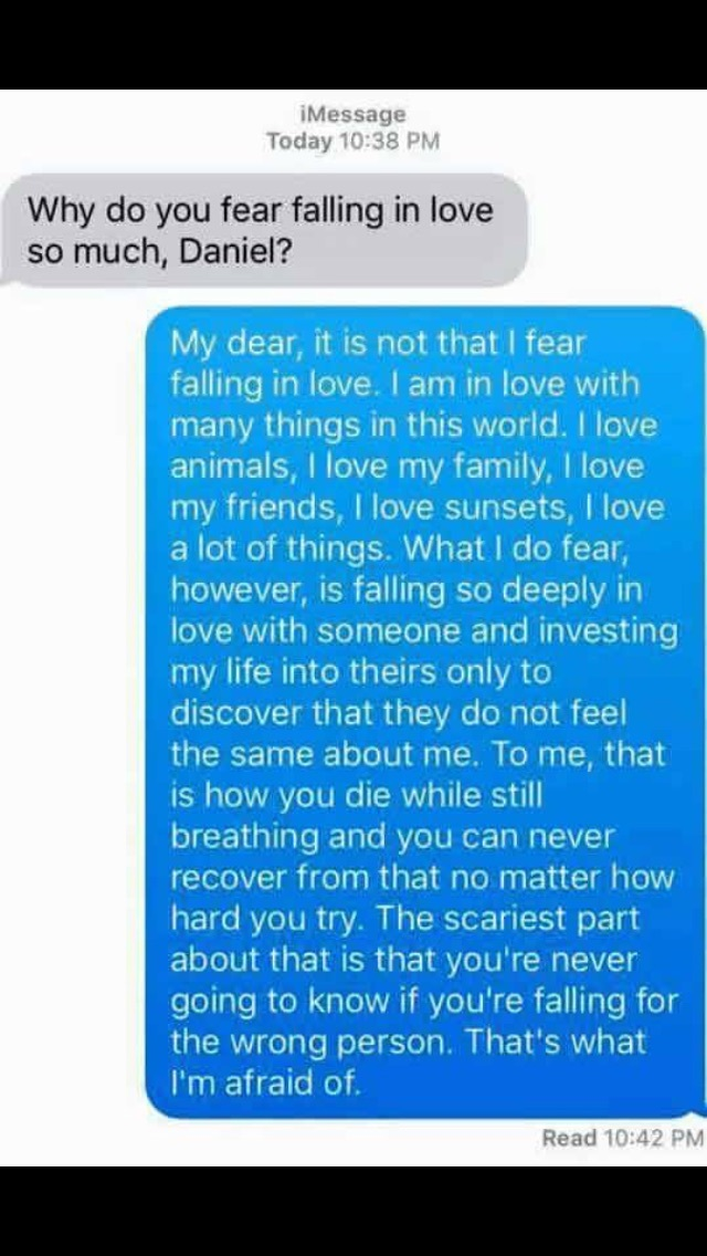 be, fear, in, love, to