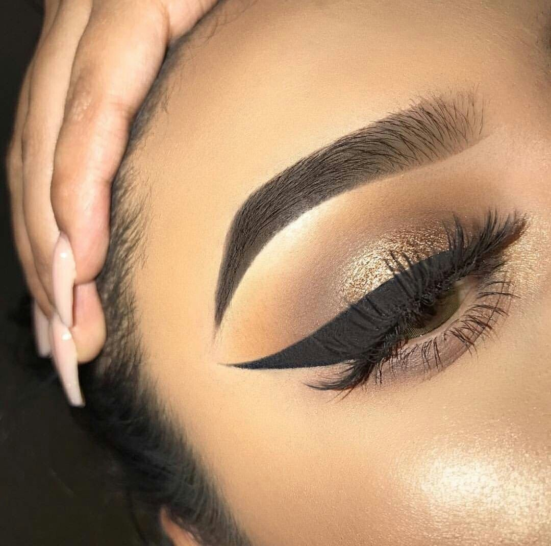 babygirl, brown, brows, cat, cosmetics