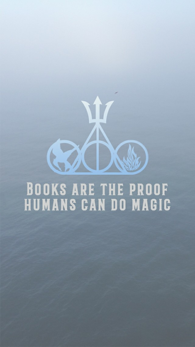 books, harry, hunger games, magic, percy jackson