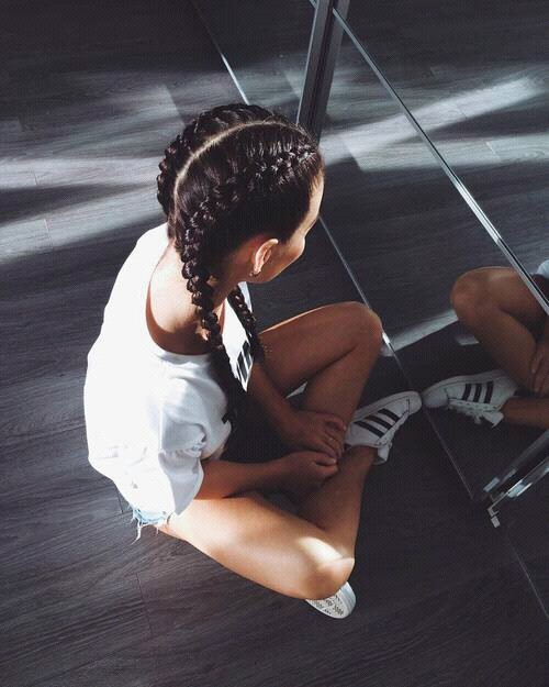 adidas, alternative, beauty, black, black and white