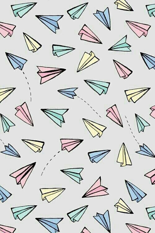 background, fly, paper planes, plane, planes