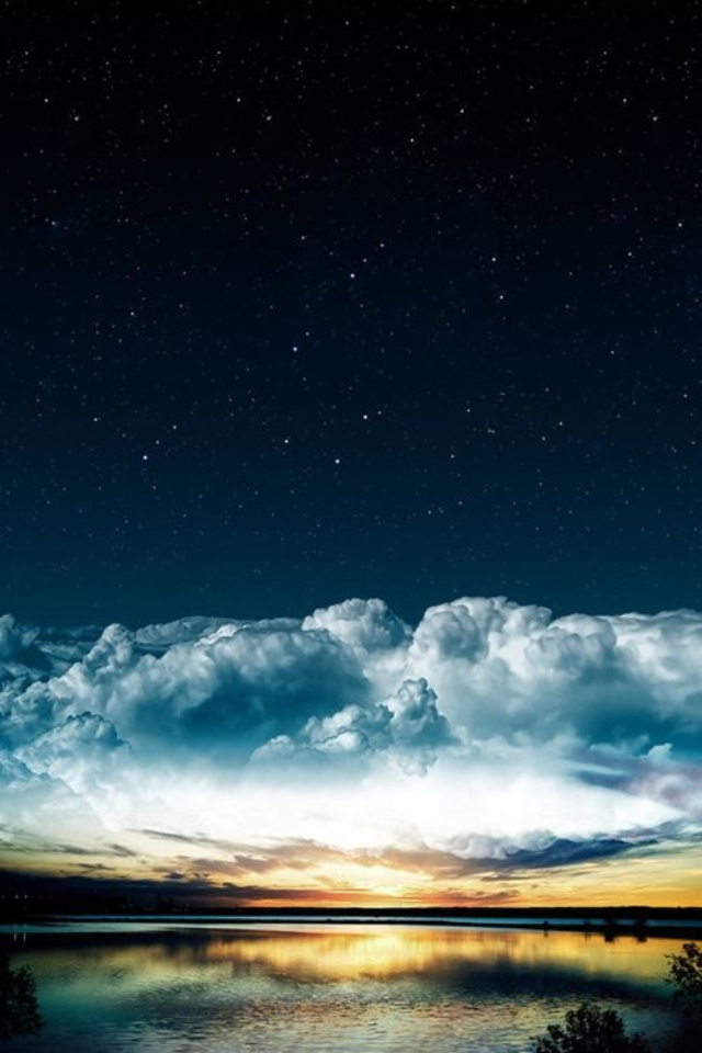 earth, nature, night, photography, sky