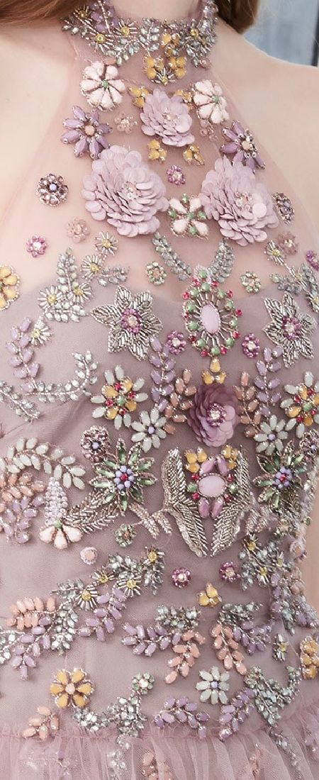 embellishment, embroidery, fashion, fashion details, gown