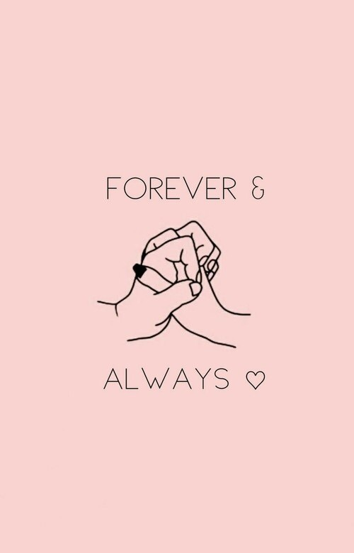 always, forever, forever & always, hands, hapiness