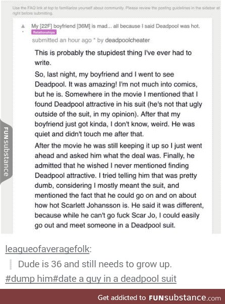 awesome, deadpool, funny, humor, ideal
