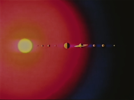 outer space, planets, solar system, space, sun
