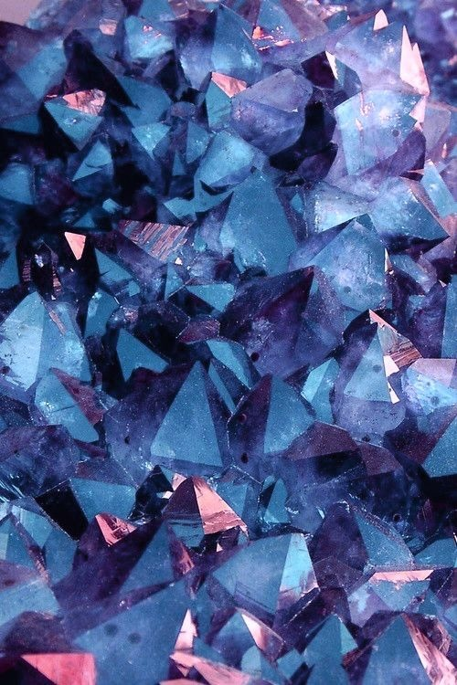 aesthetic, crystals, tumblr, First set, crystal background
