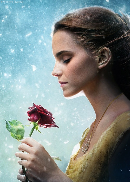 beautiful, beauty and the beast, belle, disney, emma watson