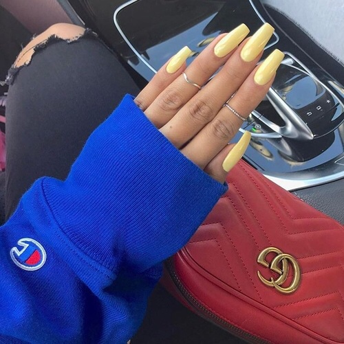 bag, blue, fashion, nail, nails
