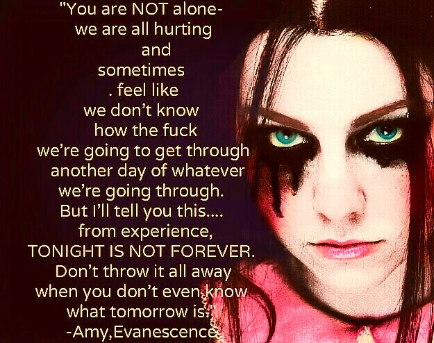 alt girl, alternative, always, amy lee, anxiety