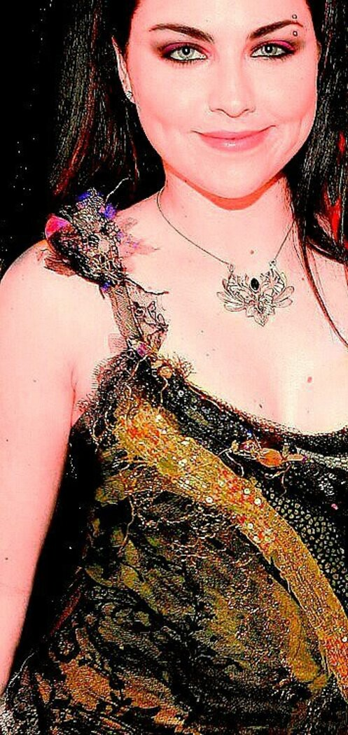 alien, alt, alternative, amy lee, beautiful