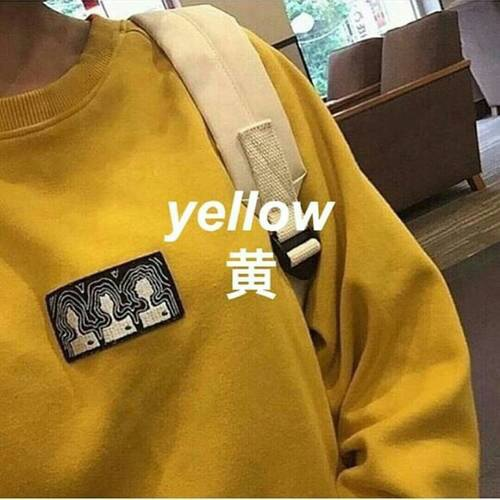 aesthetic, hipster, yellow, aesthetic yellow