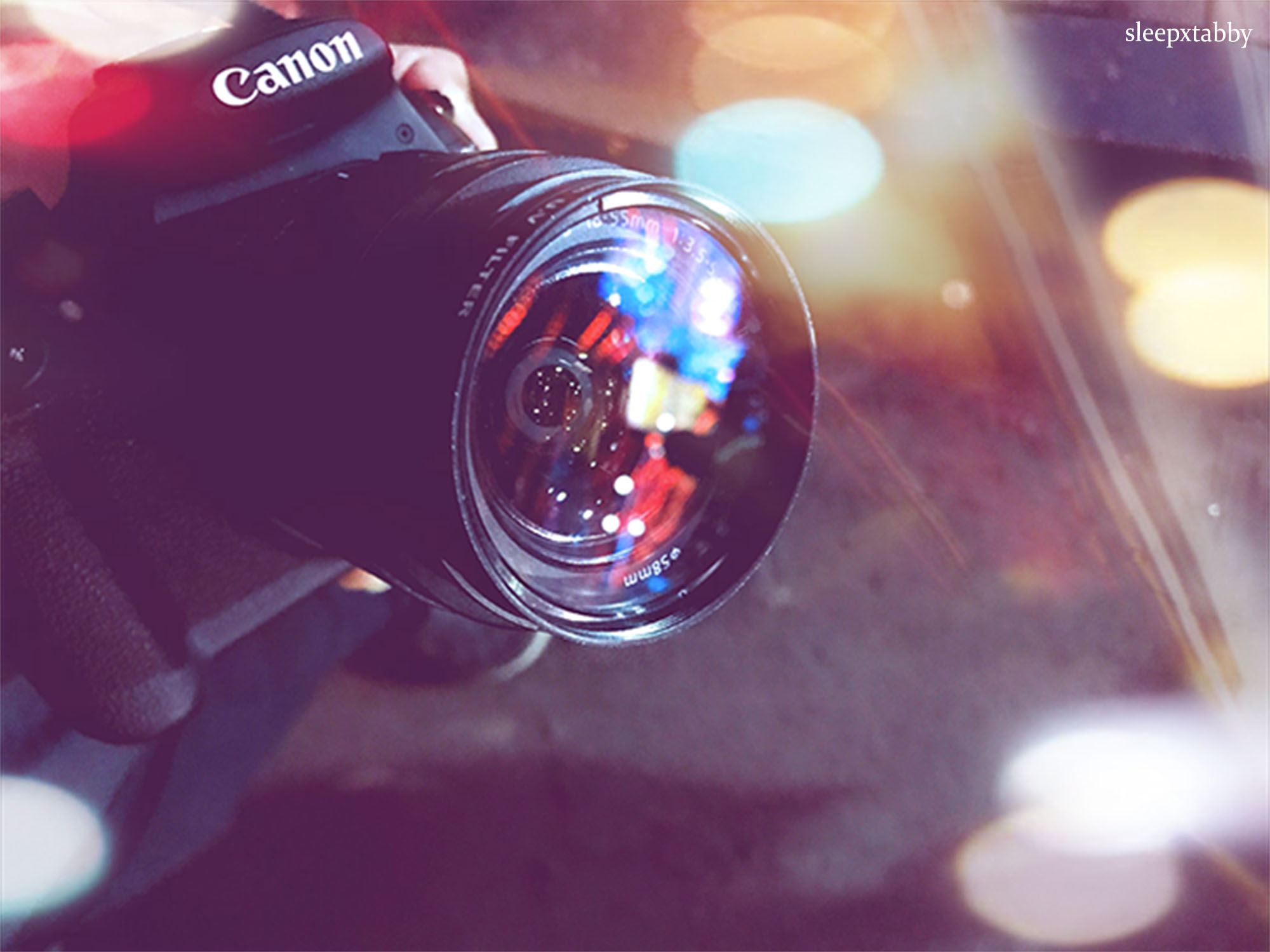 aesthetic, bokeh, camera, canon, effects