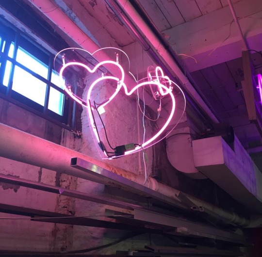 glow, lights, neon, pink, weheartit