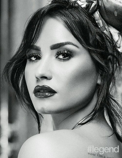 black and white, blackandwhite, demi, demi lovato, elegant