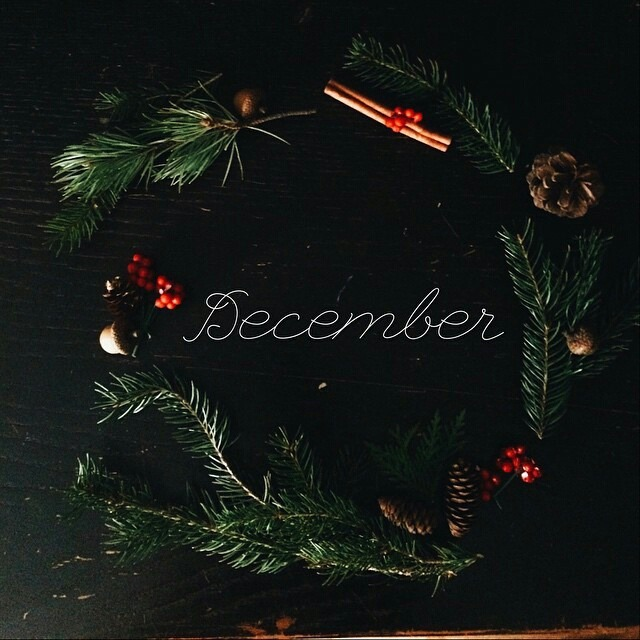 craft, december, hello december, holiday, seasons