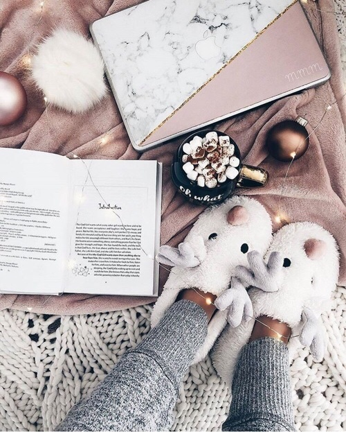 book, chillin, chilling, christmas, cozy