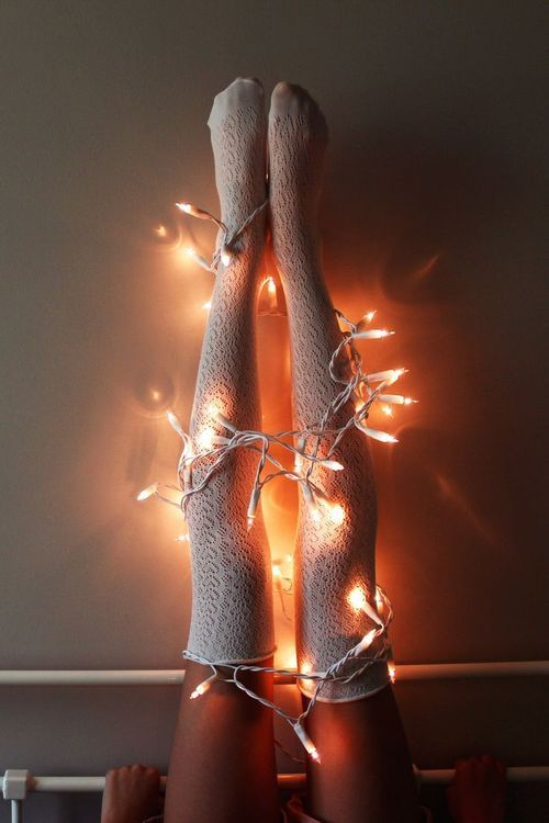 christmas, christmas lights, christmas tree, girl, girly