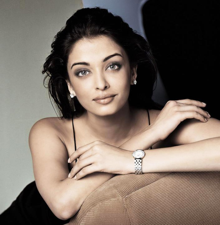 actress, aishwarya rai bachchan, bollywood, brunette, longines