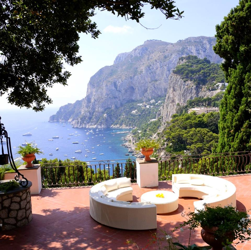 beach, beautiful, capri, italy, ocean