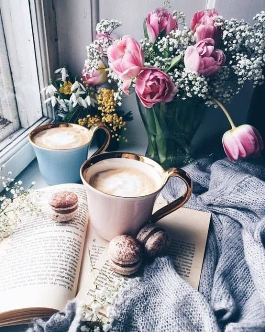 aesthetic, breakfast, coffee, cozy, drinks