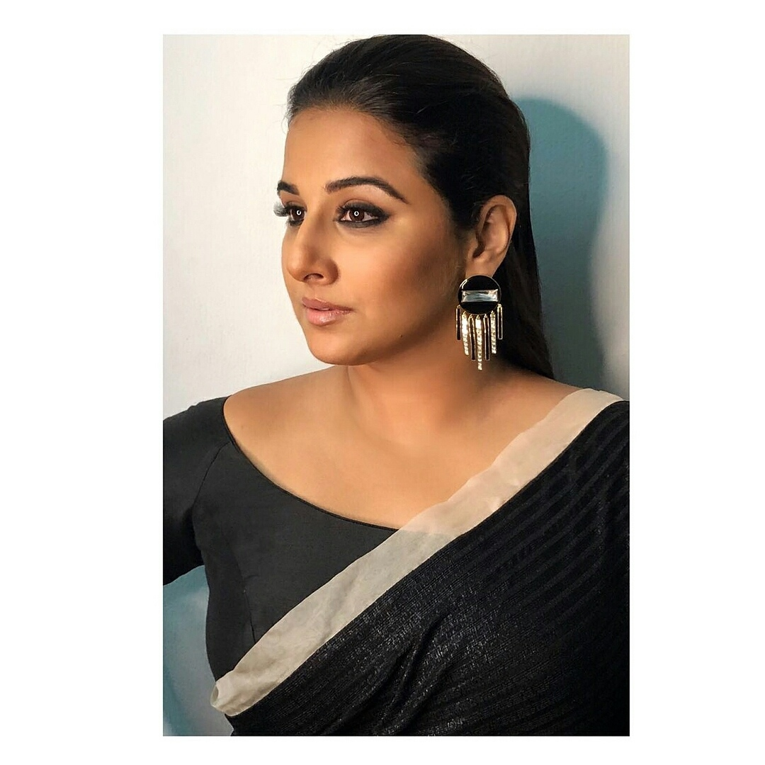 actress, bollywood, makeup, Vidya Balan
