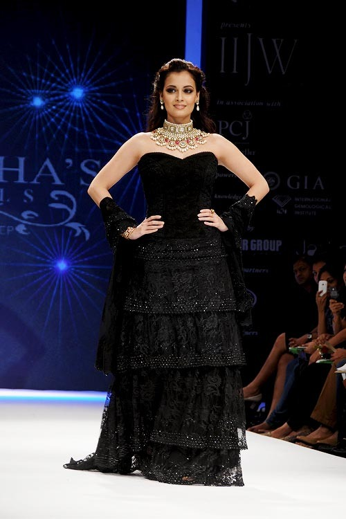 actress, awesome, black, bollywood, dress